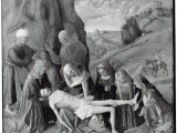 Compianto sul Cristo morto. Presso il Museo di Belle Arti di Boston.