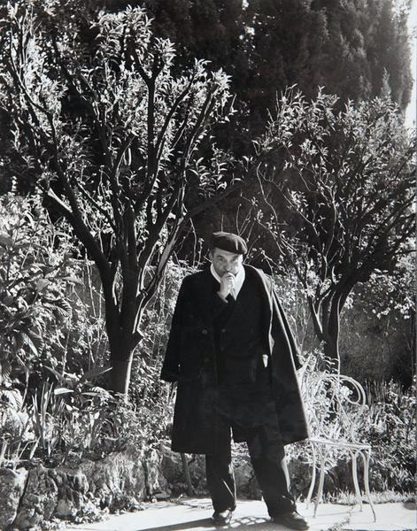 Pierre Reverdy, circa 1960